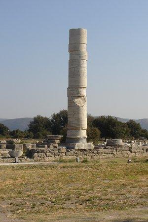 Temple Of Hera Picture Of Pythagorion Samos Tripadvisor