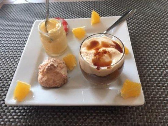 Lot-et-Garonne, فرنسا: dessert