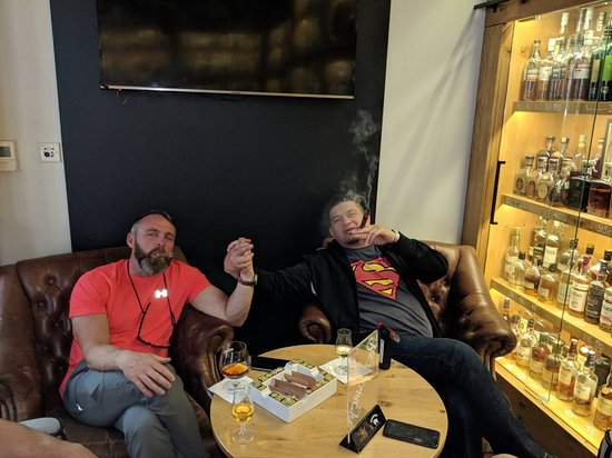 Coctail Bar Max & Dom Whisky: Sept 2018