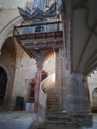 Iglesia Catedralicia de San Hipólito el Real張圖片