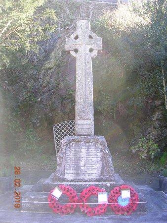 Maentwrog War Memorial