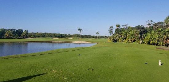 Moon Palace Cancun: Golf course at Moon Palace...