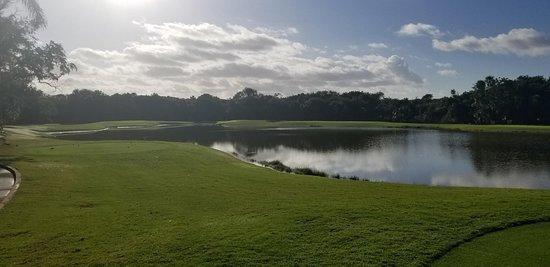 Moon Palace Cancun: golf course at Moon Palace