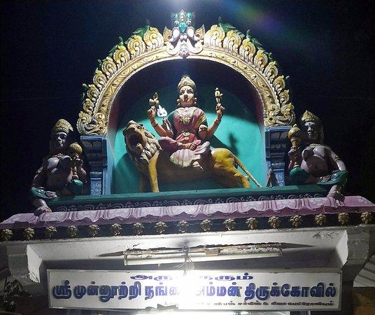 Narayani Shakti Peeth (Suchindram Shakti Peeth)
