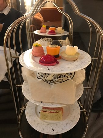 What an amazing place for afternoon tea. The service was impeccable, the sandwiches divinem the hsrpenist was sublime. Great birthday celebration for my sister. Kaolin and Mahmood were perfect. If recommend it to anyone