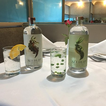 What to drink when your not drinking?  A NEW non-alcoholic spirit added to our dine-in drinks menu.   Seedlip Spiced and Seedlip Garden.   The perfect alternative to G&T with no alcohol.  Come along and try it out with a delicious curry in our fully air conditioned restaurant.