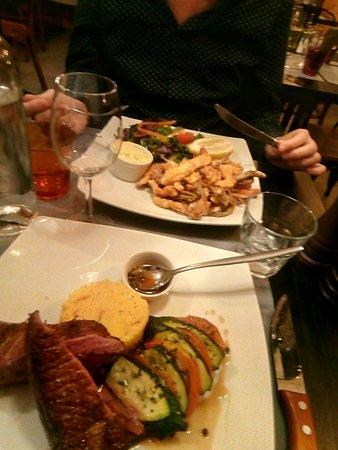 Cuisine exquise ambiance chaleureuse