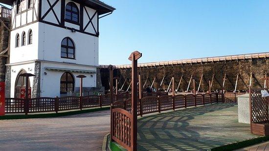 Graduation tower: Tężnie w Ciechocinku