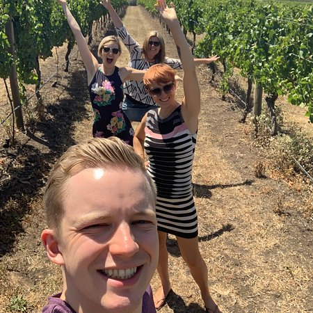 The BEST winery tour!