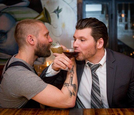 Ivan makes Union #bromantic (photo cred: Dream Love Grow Media)