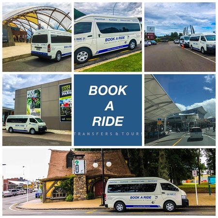 Book A Ride NZ