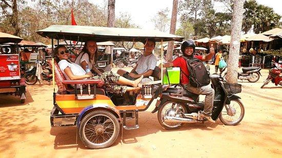 Cambodia For Travel