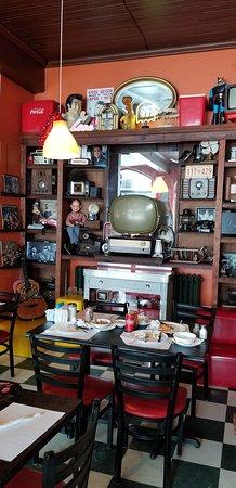 Ormstown, Canada: déco vintage