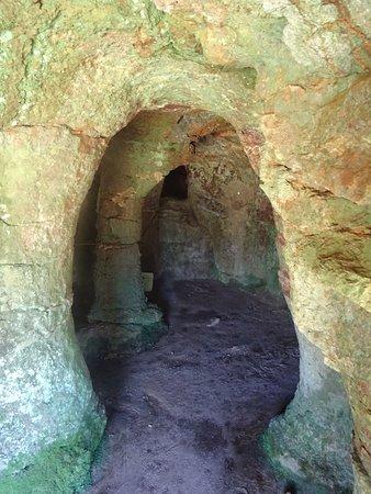 gruta del palacio