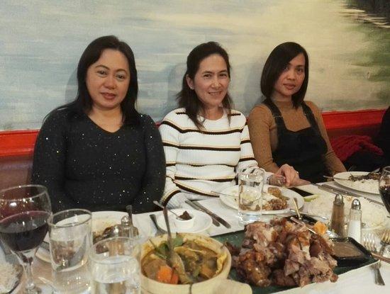 Fresh Filipino Food and Great Service at Josephine's Filipino Restaurant London!
