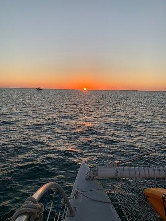 Key West - Sekt und Häppchen Bootstour bei Sonnenuntergang Foto