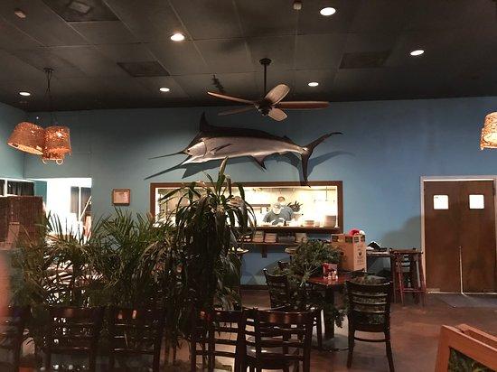 Saltwater Grill: Interior-3 (swordfish)