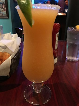Saltwater Grill: One of our drinks