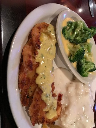 Saltwater Grill: One of our meals