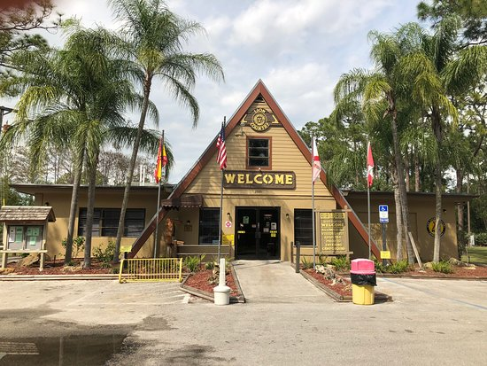 West Palm Beach / Lion Country Safari KOA