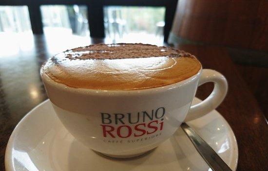 Nourish Me Cafe: Great Coffee