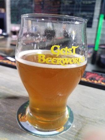 Geist Beerworks