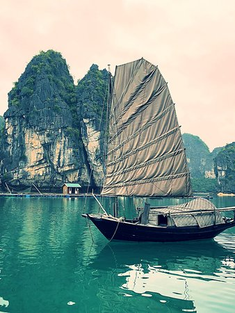 Indochina Junk Photo