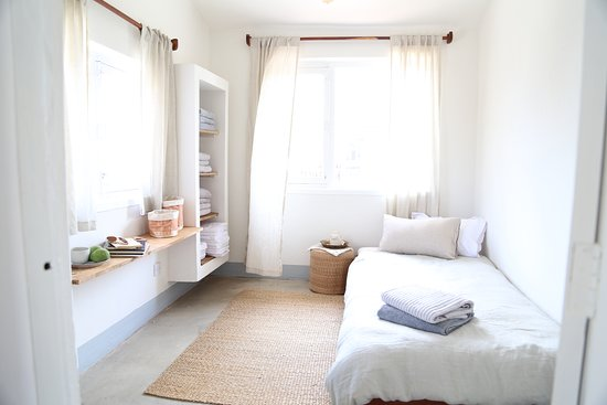 our bright and spacious Lele Loft, perfect for one!