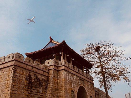 Ming Yi Old Street: 明遺老街