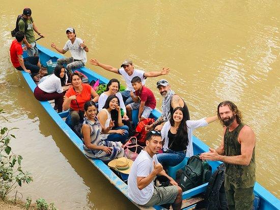 Pucallpa, Peru: 🐸 De regreso de la selva, retiro de 3 días con Ayahuasca , Puro amor, pura vida , Aho!🙏❤️