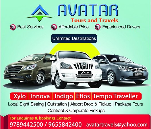 Avatar Tours & Travels