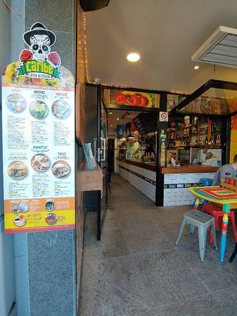 Caribe Latin Kitchen: Deliciously Satisfying Mexican Dishes :)