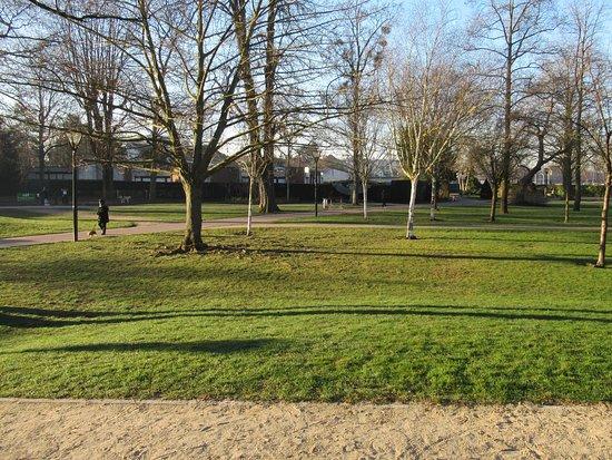 Parc du Souvenir - Emile Fouchard