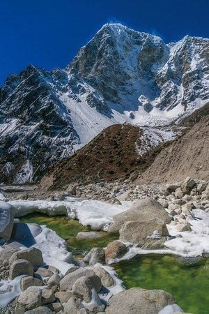 Mount Everest: A journey To Everest Base Camp