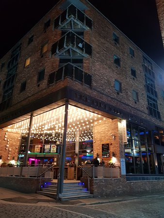 The Lime Kiln: Great pub