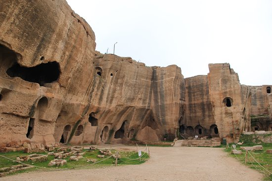 Dara Mesopotamia Ruins: Genel görünüm
