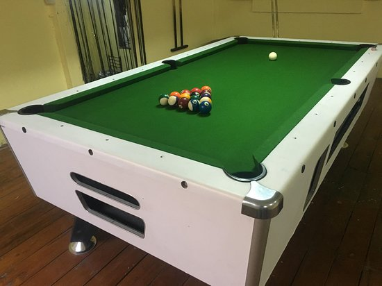 Сангхла-Бури, Таиланд: I am in LOVE with our pool table <3