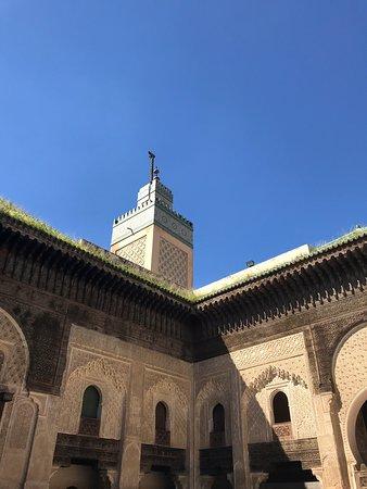 Bou Inania Medersa Photo