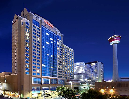 Christmas In Calgary Canada.Christmas Party Overnighter Review Of Hyatt Regency
