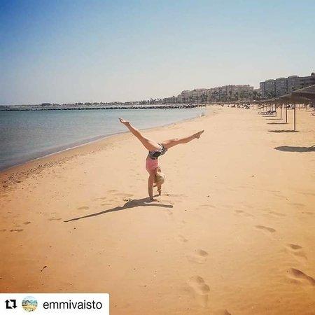 Melilla Beach 🇪🇸🌴☀️