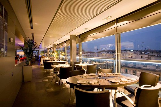 Wonderful Aperitivo And Views Review Of Globe Milan