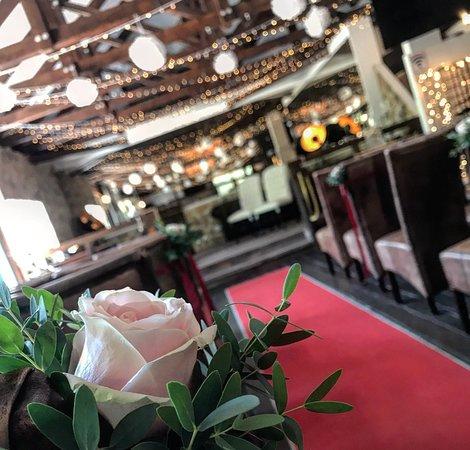 Neustadt am Rubenberge, Germany: Hochzeitszeremonie im Gartensaal - Hotel Schulz Classic