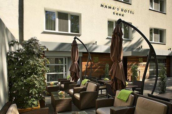 Mama 39 s design boutique hotel ab 85 1 0 0 for Gunstige designhotels