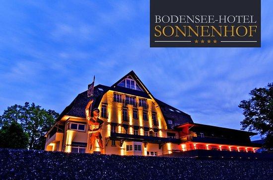 Sehr Schones Hotel Mit Tollem Seeblick Bodensee Hotel Sonnenhof