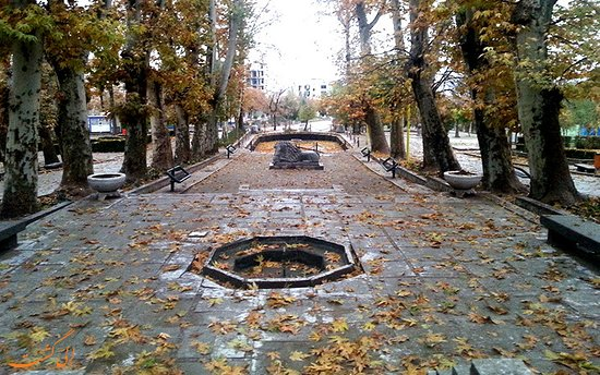 Malayer, Iran: seifie park