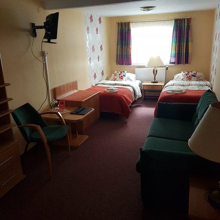 Schoenau im Schwarzwald, Niemcy: Twin-Zimmer im Gästehaus