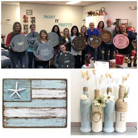 Paint It Pretty Workshop