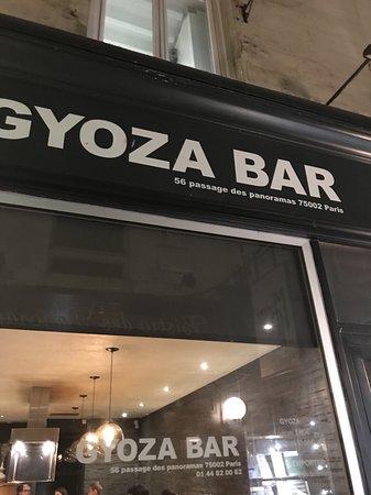 Gyoza bar imagem