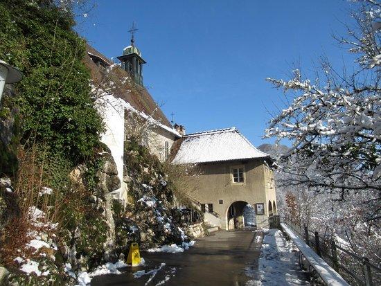 Chapelle du Vorbourg
