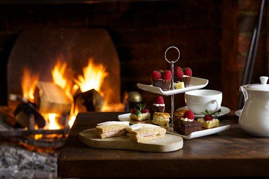 The Royal Oak: Afternoon tea